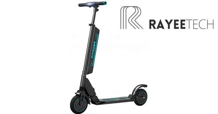 Rayeetech Fit Rider T1S