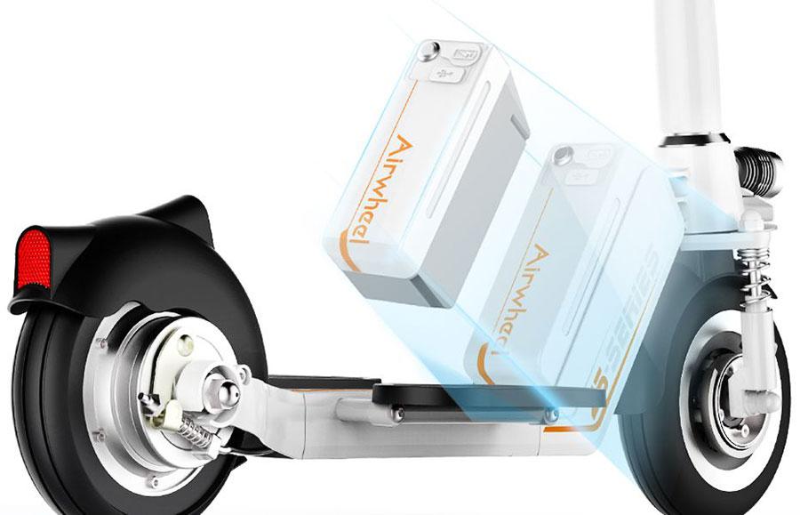 baterie Airwheel Z5